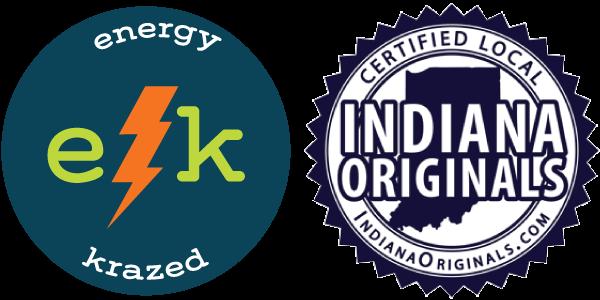 Energy Krazed Indiana Originals
